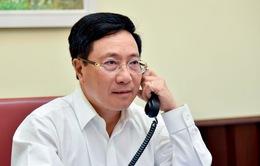 Việt Nam xem xét mở các chuyến bay thương mại với Hàn Quốc