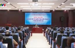 Đà Nẵng giao ban báo chí 6 tháng đầu năm