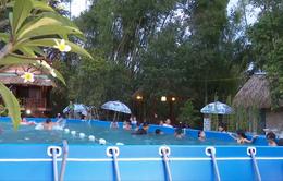Xã hội hóa dạy bơi cho trẻ em nông thôn góp phần giảm thiểu nguy cơ đuối nước