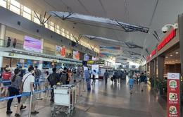 """Không có chuyện sân bay Đà Nẵng """"thất thủ"""" sau khi phát hiện ca nghi mắc COVID-19"""