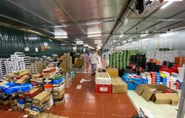 Trách nhiệm để xảy ra vụ kho hàng lậu 10.000 m2 ở Lào Cai thuộc về ai?