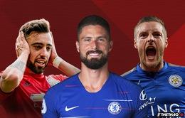 Vòng 38 giải Ngoại hạng Anh: Man Utd, Chelsea và Leicester… cuộc đua giành suất dự Champions League