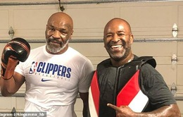 Mike Tyson quyết định trở lại với quyền Anh