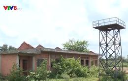 Đắk Lắk: Trạm xử lý nước thải hàng chục tỷ đồng bỏ hoang