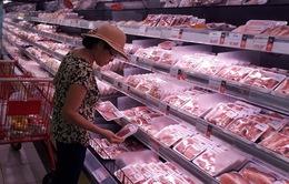 """Giá rẻ """"bất ngờ"""" tại tuần lễ thịt lợn Mỹ nhập khẩu"""