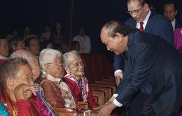 Quan tâm chăm lo, phụng dưỡng các Mẹ Việt Nam anh hùng