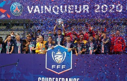 Neymar ghi bàn duy nhất, PSG vô địch cúp Quốc gia Pháp