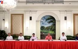 Thủ tướng Singapore công bố nội các mới