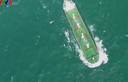 Úc bác yêu sách trung quốc trên biển Đông