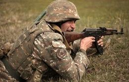 Binh sĩ Armenia bị bắn chết gần biên giới Azerbaijan