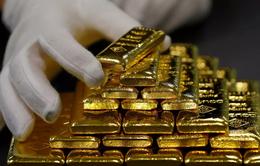 """Giá vàng sắp """"chọc thủng"""" mốc 57 triệu đồng/lượng"""