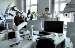 Đức phát triển công nghệ giúp robot hoạt động nhanh và chính xác hơn