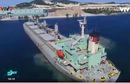 Khánh Hòa: Cảng Bắc Vân Phong đón chuyến hàng lớn nhất từ trước đến nay