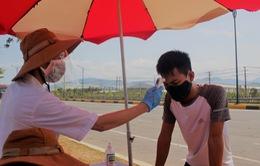 Từ 0h ngày 5/8: Quảng Nam phong tỏa tạm thời khu vực có nguy cơ lây nhiễm dịch cao tại huyện Quế Sơn