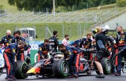 Đua xe F1: Các kĩ sư Red Bull đã sửa chữa xe của Max Verstappen nhanh như thế nào?