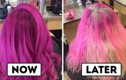 10 bí quyết giữ màu tóc nhuộm lâu bất ngờ
