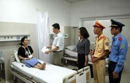 Sức khỏe các nạn nhân trong vụ lật xe tại Quảng Bình tạm ổn định