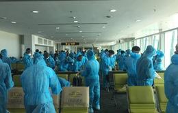 Gần 180 công dân Việt Nam từ Brunei về nước an toàn