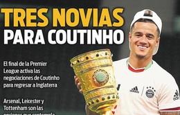 Chi tới 30 triệu Euro, Arsenal sắp... mượn được Coutinho từ Barcelona