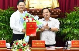 Ban Bí thư điều động Phó Chủ tịch UBND TP Cần Thơ về Trung ương