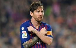 SỐC: Messi có thể chia tay Barcelona sau mùa giải 2020/2021