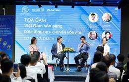 Doanh nghiệp Việt hoàn thiện chuỗi cung ứng, nâng tỷ lệ nội địa hóa