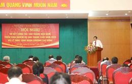 Ban Nội chính Trung ương: Sơ kết công tác 6 tháng đầu năm, triển khai nhiệm vụ 6 tháng cuối năm 2020