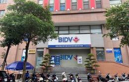 """Khởi tố vụ án """"Cướp tài sản"""" tại Ngân hàng BIDV ở Hà Nội"""