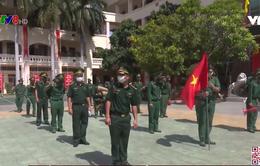 Bộ đội Biên phòng điều động nhiệm vụ làm lực lượng tại khu cách ly