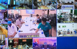 Dồn lực điều trị bệnh nhân COVID-19 tại Đà Nẵng và các tỉnh miền Trung