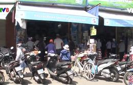 Đà Nẵng không đảm bảo giãn cách phòng dịch tại các chợ