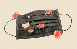 Khẩu trang vải hay khẩu trang y tế đều có khả năng chống virus
