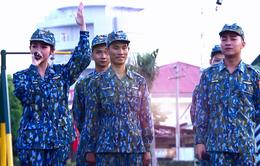 """Khổng Tú Quỳnh tranh tài trở thành chỉ huy ưu tú trong """"Chiến sĩ 2020"""""""