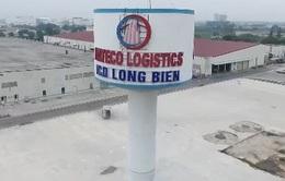 Trung tâm Logistics lớn nhất miền Bắc đi vào hoạt động