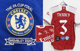 Xác định áo đấu của Arsenal và Chelsea trong trận chung kết Cúp FA