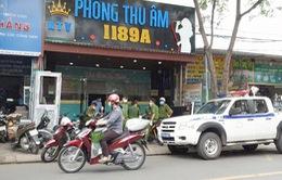 """Lại phát hiện 28 người Trung Quốc nghi nhập cảnh trái phép """"trốn"""" ở phòng thu âm tại quận Bình Tân, TP.HCM"""