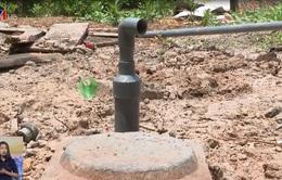 Làng khát nước mong chờ nhà máy nước