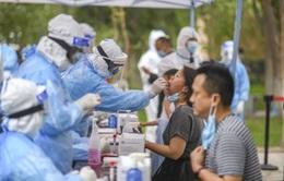 Lây nhiễm COVID-19 trong cộng đồng tại Trung Quốc liên tục tăng