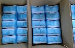 TP.HCM thu giữ hàng trăm ngàn khẩu trang 3M giả nhãn hiệu