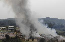 Nổ lớn tại nhà máy pháo hoa ở Thổ Nhĩ Kỳ, hơn 100 người thương vong