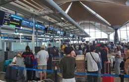 Đưa 310 công dân Việt Nam từ Malaysia về nước