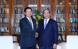 Việt Nam - Lào quyết tâm không để lĩnh vực then chốt bị ảnh hưởng bởi COVID-19