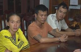 Nhóm nghiện vờ giúp đỡ người tai nạn để cướp tài sản