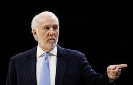 Brooklyn Nets bất ngờ quan tâm tới HLV Gregg Popovich