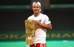 Bayern Munich cố gắng thuyết phục Thiago Alcantara ở lại