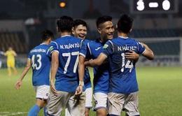 Than Quảng Ninh 3-2 DNH Nam Định: Chiến thắng kịch tính phút bù giờ!