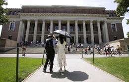 Sinh viên quốc tế sẽ phải rời khỏi Mỹ nếu chỉ học trực tuyến