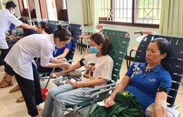 """Chương trình """"Hành trình Đỏ"""" thu được hơn 2.000 đơn vị máu an toàn tại Đắk Nông"""