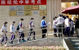 Gần 11 triệu thí sinh Trung Quốc bắt đầu thi đại học với áp lực tỷ lệ chọi vô cùng khốc liệt