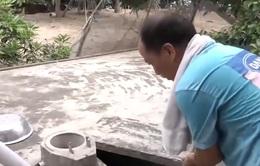 """Cả ngàn hộ dân Quảng Ninh """"khát"""" nước sạch giữa nắng hè"""